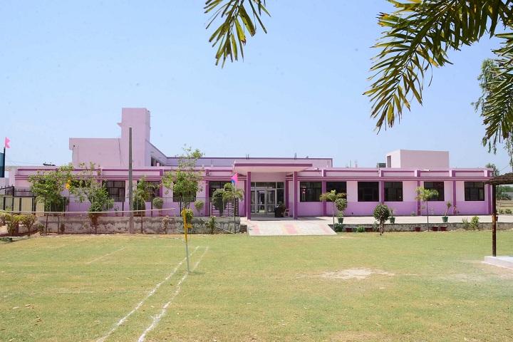 Bhai Mohri Ji Memorial Public Senior Secondary School-Campus-View