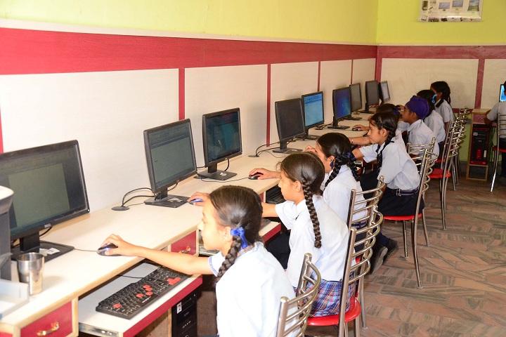 Bhai Mohri Ji Memorial Public Senior Secondary School-IT-Lab
