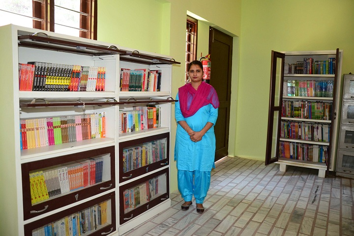 Bhai Mohri Ji Memorial Public Senior Secondary School-Librarian