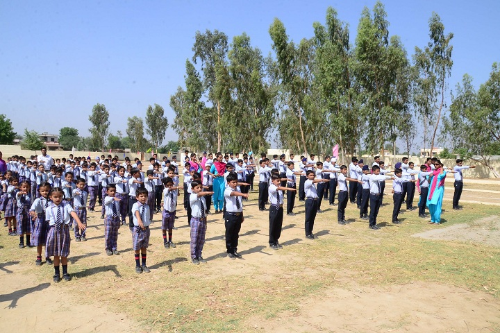 Bhai Mohri Ji Memorial Public Senior Secondary School-Assembly