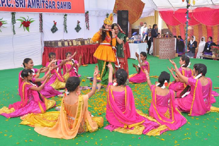 Bhai Nand Lal Public School-Events