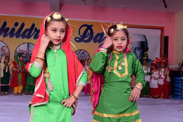 Bhai Roop Chand Convent School-Events childrens day