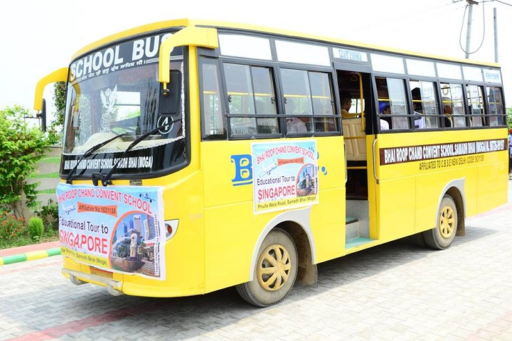 Bhai Roop Chand Convent School-Transport