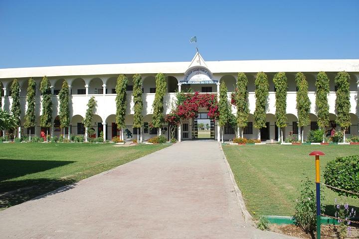 Bhai Roop Chand Public School-Campus-View full