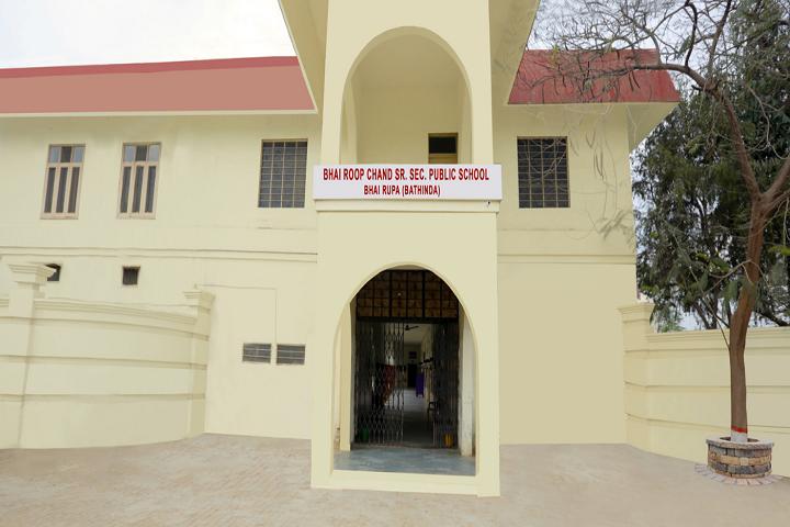 Bhai Roop Chand Public School-Campus-View