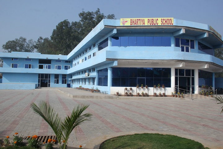 Bhartiya Public School-Campus-View
