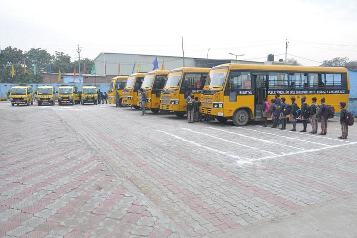 Bhartiya Public School-Transport