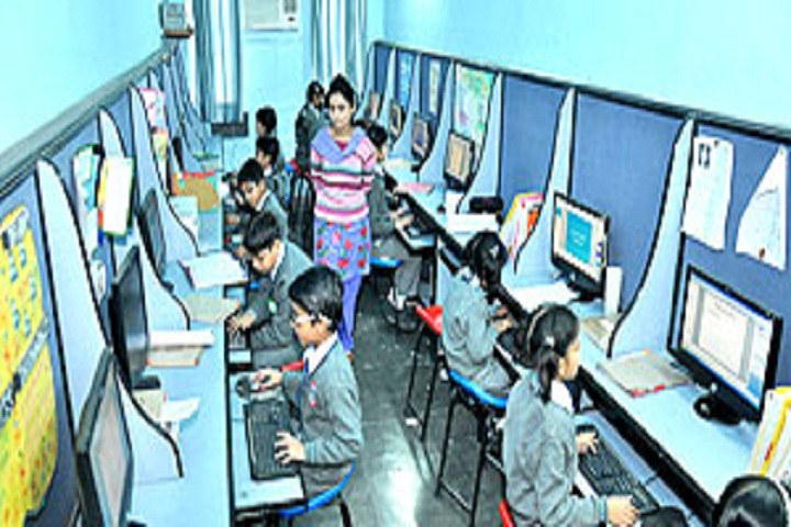 Bhartiya Vidya Bhawan Sachan Lal Public School-IT-Lab