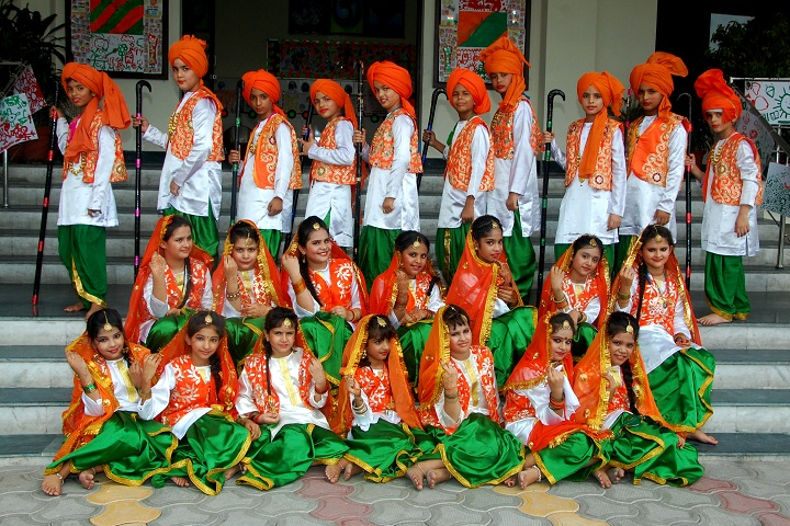 Bhartiya Vidya Mandir-Events function