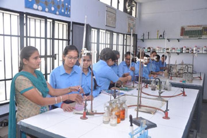 Bhartiya Vidya Mandir-Laboratory chemistry