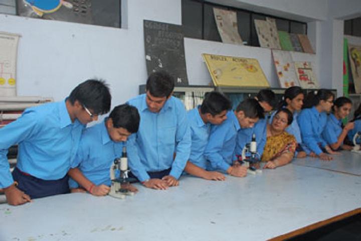 Bhartiya Vidya Mandir-Laboratory
