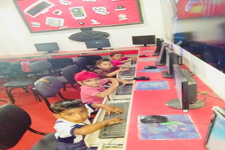 Bhupindra Global School-IT-Lab