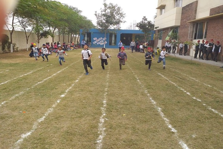 Bhupindra Global School-Sports