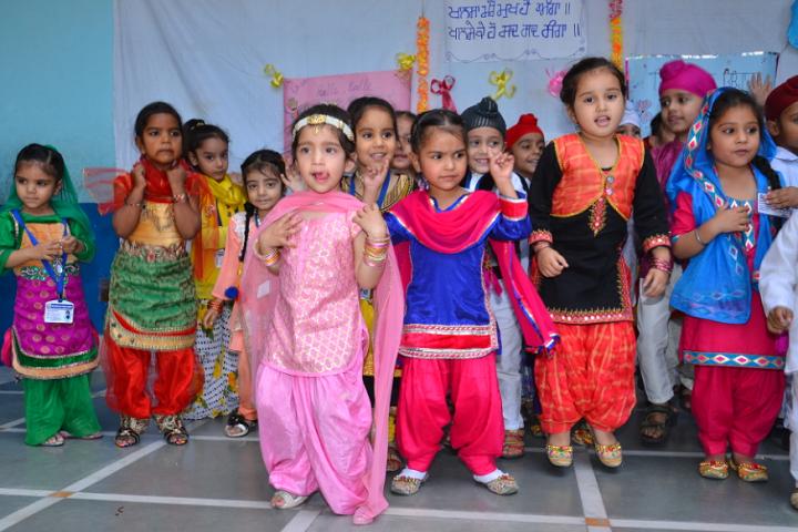 Bibi Kaulan Ji Public School-Events celebration