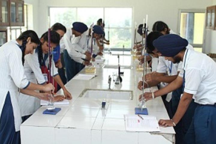 Bloosom Convent School-Laboratory