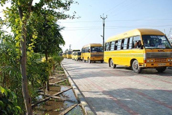 Bloosom Convent School-Transport