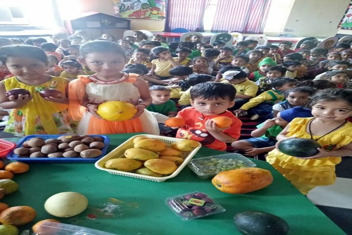 Blossoms Senior Secondary School-Fruit And Vegetable Activity