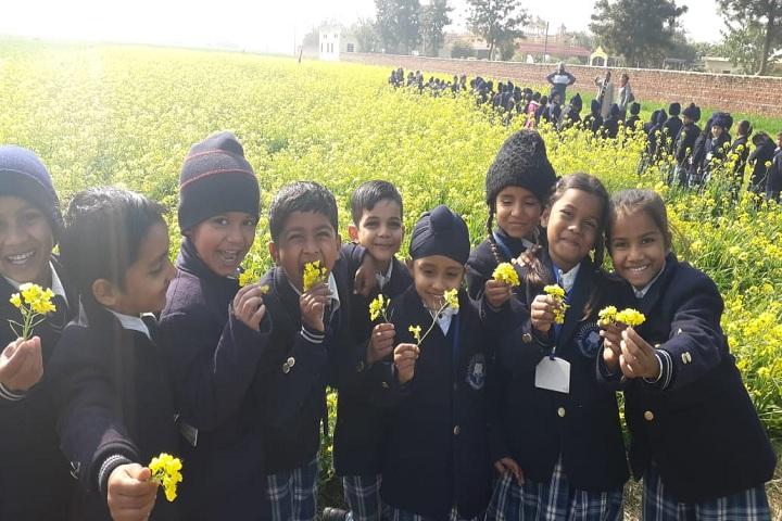 Blossoms Senior Secondary School-Visit To The Farm