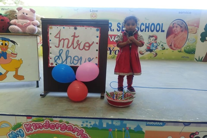 Brahmrishi Mission School-Intro Show