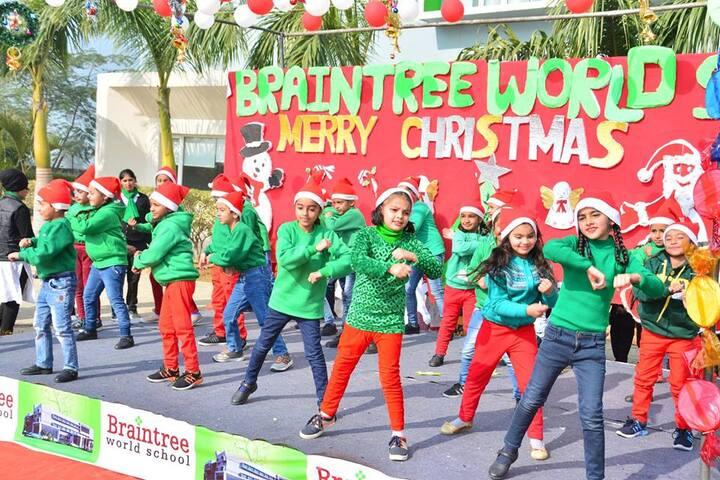 Braintree World School-Christmas Celebration