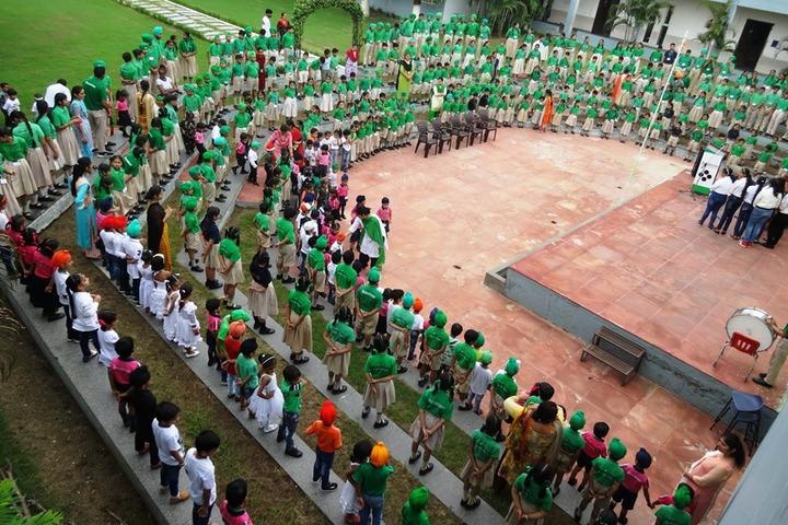 Braintree World School-Independence Day Celebration