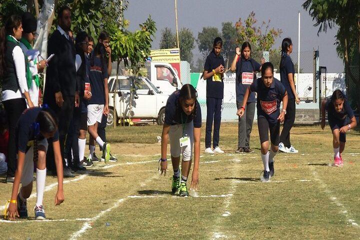 Braintree World School-Sports Meet