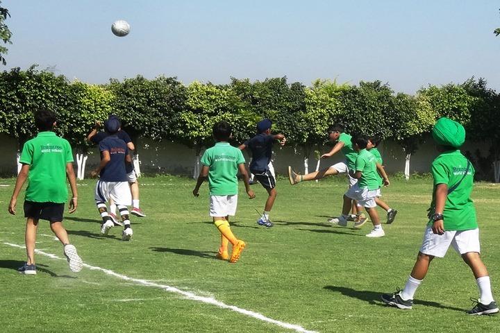 Braintree World School-Sports