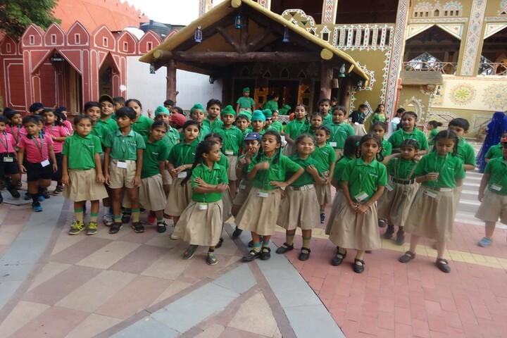 Braintree World School-Tour