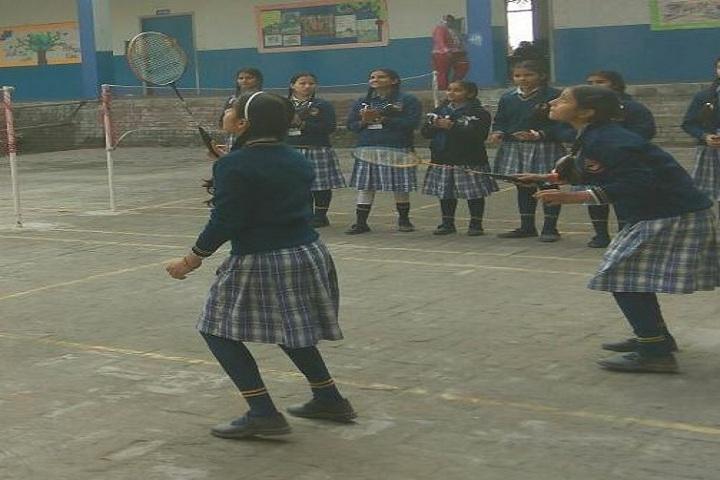Bright Land School-Badminton