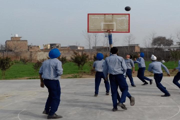 Bright Land School-Basket Ball