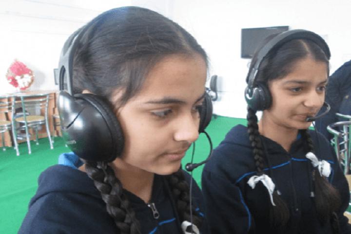 Bright Land School-Computer Labs