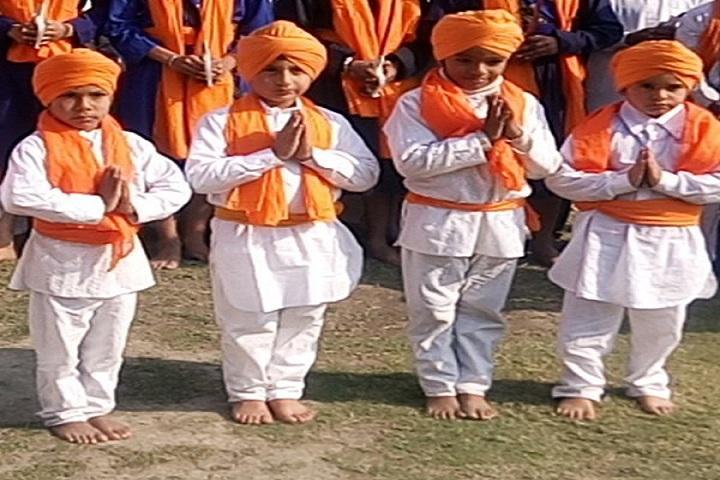 Bright Land School-Cultural Festivals