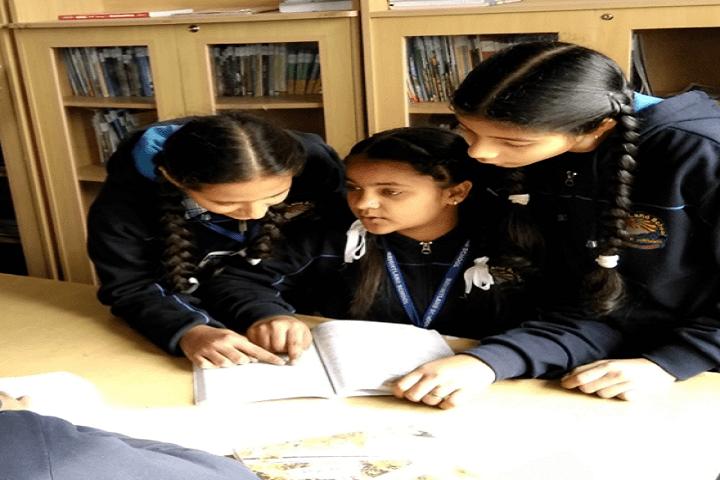 Bright Land School-Library