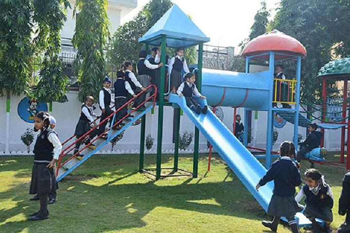 British Olivia School-Kids Playground