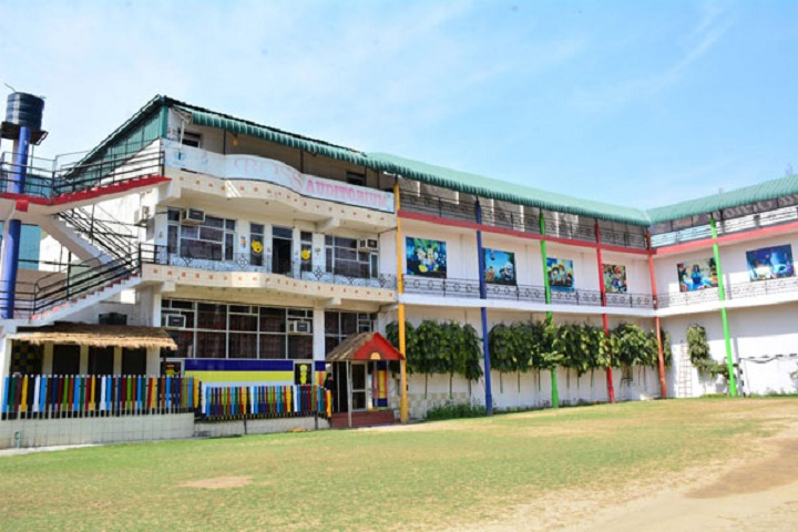 British Olivia School-Kinergarten