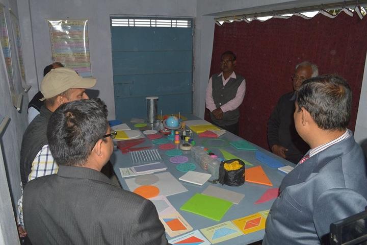 Gyandeep High School- Maths Lab