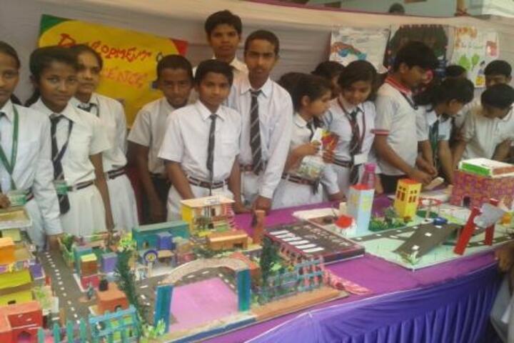 Gyandeep High School-Science Fest
