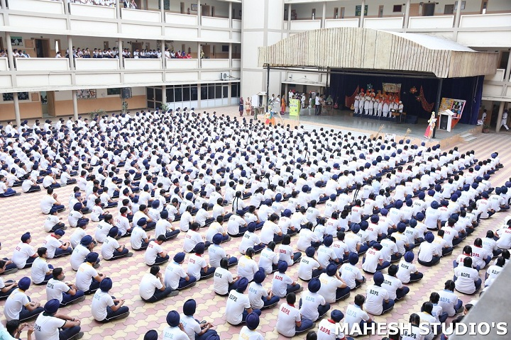 Budha Dal Public School-Assembly