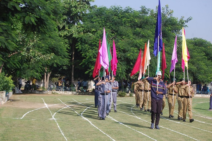 Budha Dal Public School-Athletics Day