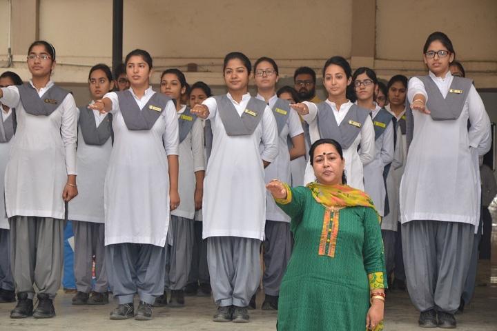 Budha Dal Public School-Investiture Cermony