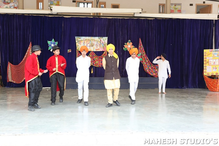 Budha Dal Public School-Special Assembly