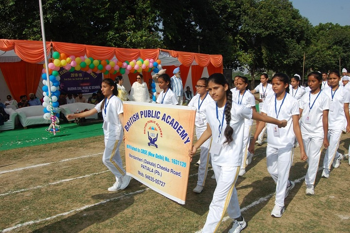 Budha Dal Public School-Sports Day
