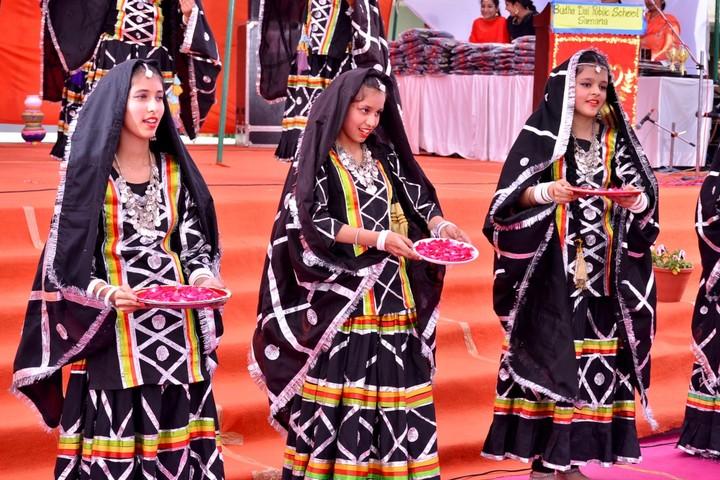 Budha Dal Public School-Annual Day