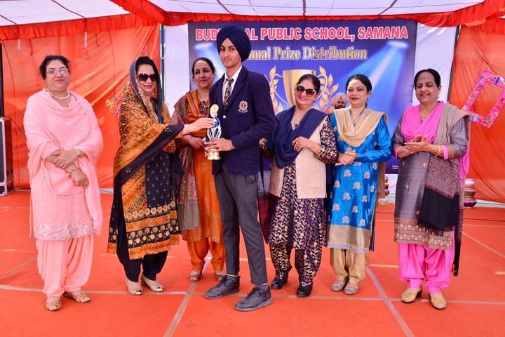 Budha Dal Public School-Annual Prize Distribution