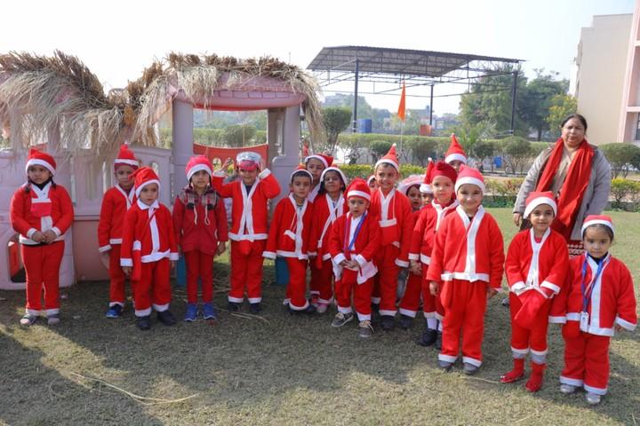 Budha Dal Public School-Christmas Celebrations