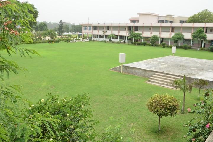 Budha Dal Public School-Playground