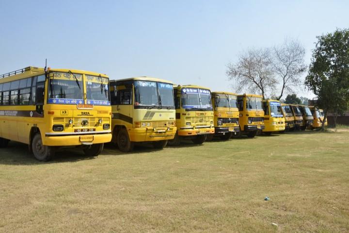 Budha Dal Public School-Transport