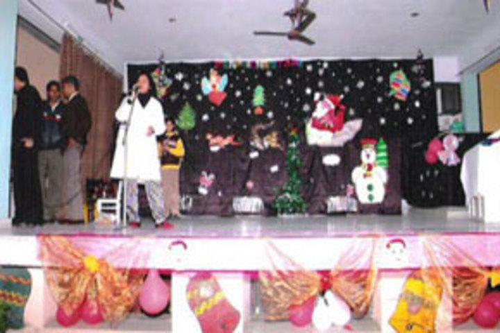 Buds Senior School-Christmas Celebrations