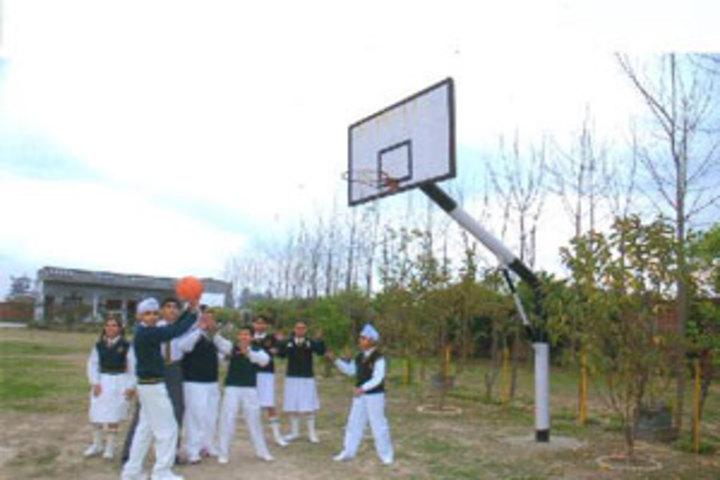 Buds Senior School-Sports