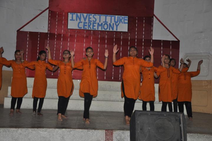 C F C Public School-Dance Activity